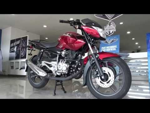 #Bikes@Dinos: Bajaj Pulsar 135 LS Walkaround Review, Test Ride (All colours) - YouTube