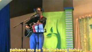 guro a song for teachers willy san juan live ntc world teachers day 2010