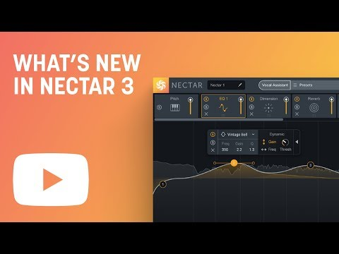 iZotope Nectar 3 | Sweetwater