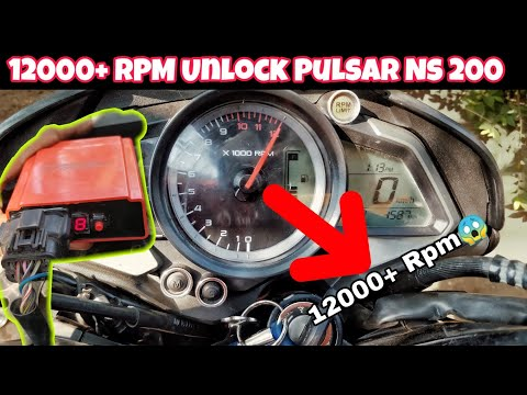 Racing CDI for all Motorcycles RPM lock removed 12000+ Rpm | Pulsar Ns 200