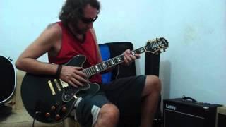 EPIPHONE SHERATON II (MIK) demo