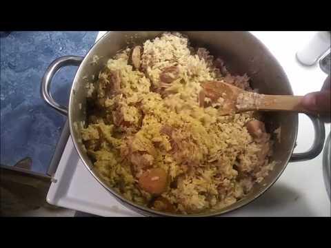 Homemade South Carolina Chicken Bog Recipe