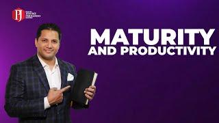 Prophet Jerome Fernando - Maturity and Productivity