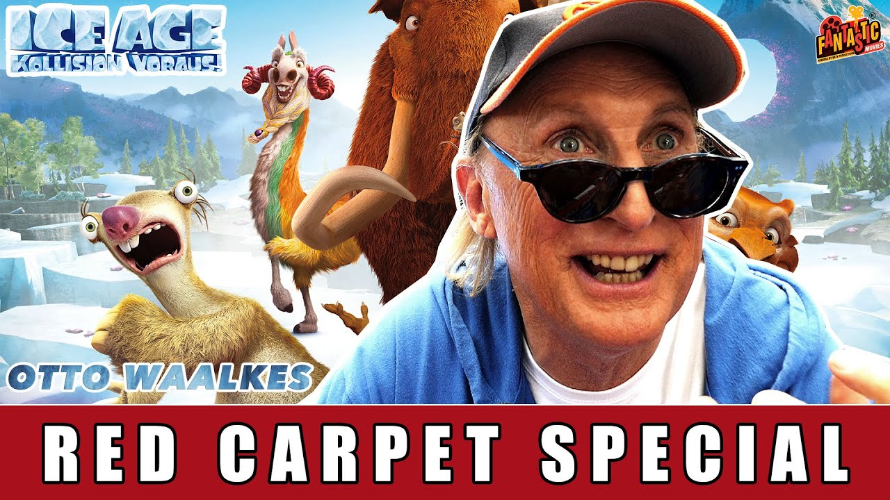 Ice Age - Kollision voraus! - Red Carpet Special I Otto Waalkes