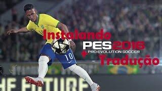 Instalando Pro Evolution Soccer 2016 + Tradução