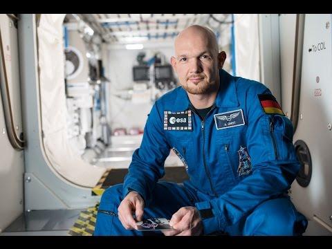 Alexander Gerst: Kinder brauchen Perspektiven / ESA-Astronaut für Kinderrechte