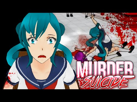 TORTURE? MURDER? SUICIDE?! All for Senpai! | Yandere Simulator