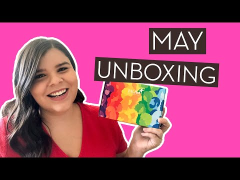 May Unboxing with Glow Recipe + GIVEAWAY [Closed]}