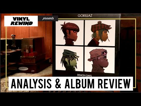 Demon Days Album Review & Analysis | Vinyl Rewind