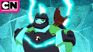 Ben 10 | Ben fights a Monster Bat | Cartoon Network