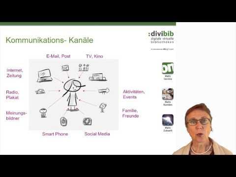 Mit integriertem Marketing Bibliothekskunden erreichen -  BiBlue