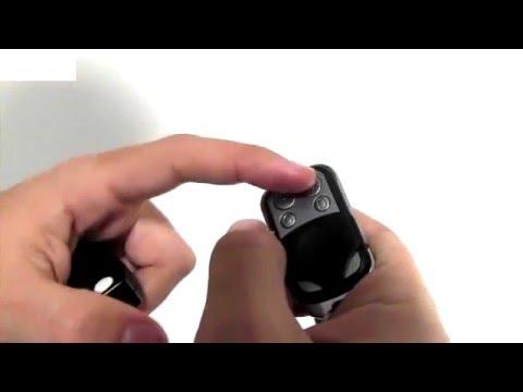 Copiar mando codigo evolutivo - mando universal para puertas de garaje