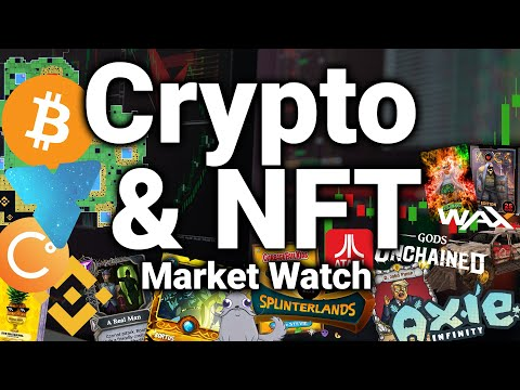 Crypto & NFT Market Watch (BTC & Alts dump + Doctor Who NFTs)