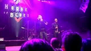 Río Roma - Perdón, Perdón - Todo Cambio - Tenemos Un Secreto - House Of Blues San Diego 06/03/2015