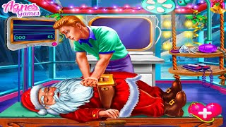 SANTA RESURRECTION EMERGENCY - SANTA CLAUS NEEDS HELP - DOCTOR GAMES (HD)