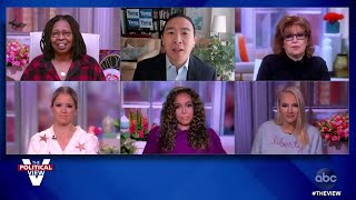 Why Andrew Yang Wants To be Mayor of New York City | The View