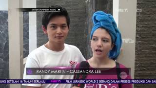 Video Randy Martin dan Cassandra Lee Bahagia Bisa Satu Project Film Seri Televisi download MP3, 3GP, MP4, WEBM, AVI, FLV Maret 2018