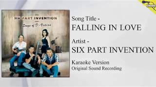 Six Part Invention - Falling In Love (Karaoke - Original Sound Recording)