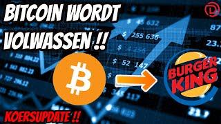 🍔 Live stream Doopie Cash | Bitcoin wordt Volwassen ?!