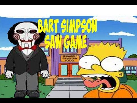 Bart Simpson Saw Game Guia V Juegos Random Www Noonews Ru