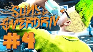 Sunset Overdrive: Purest Water (N)ever! - Part 4