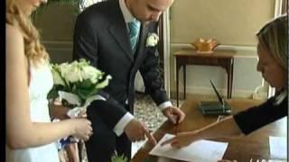 Свадьба в Венеции (Италия)
