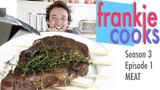 Frankie Cooks // Season 3 Episode 1 Mostly Meat thumbnail