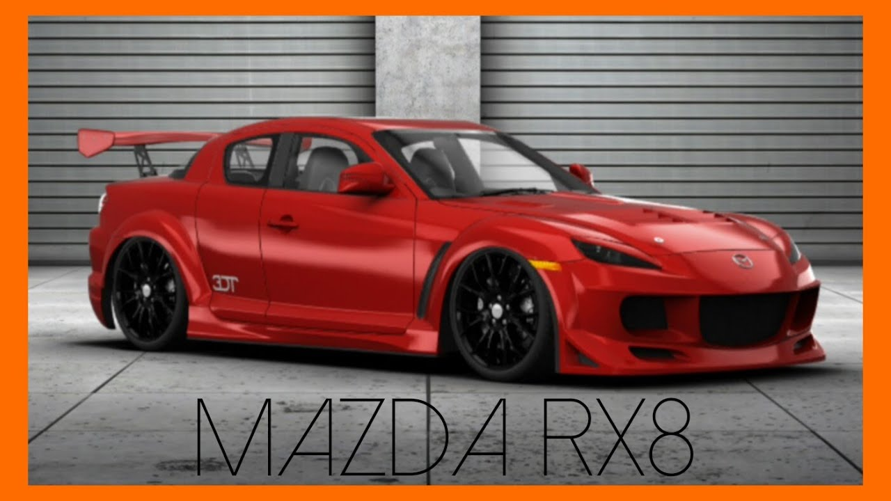 mazda rx8 3d tuning hd youtube. Black Bedroom Furniture Sets. Home Design Ideas