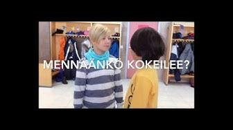Pasilan peruskoulu: Koko Helsinki on luokkahuone