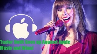 Taylor Swift Goes Up Against Apple And Wins! They Will Pay Artists During 90 Day Trial Period!