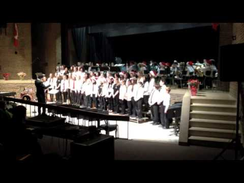 Hold Fast Your Dreams (conductor: Yashar Nazarian, JGA Chamber Choir)