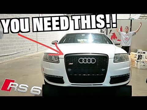 EVERY Audi Needs This Simple $75 MOD!!