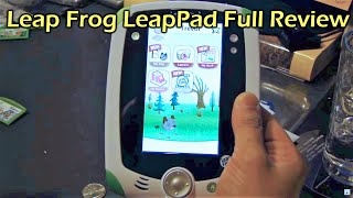 Leap Frog LeapPad Unboxing and Quick Overview