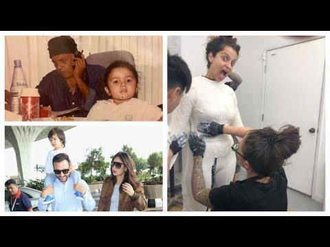 Kangana Ranaut's prosthetic prep for 'Thalaivi', Alia Bhatt's post for Mahesh Bhatt's birthday Mp3