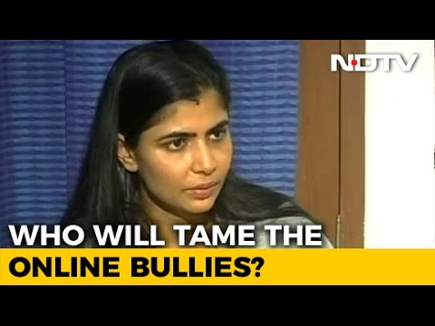Chinmayi Sripaada On Online Harassment