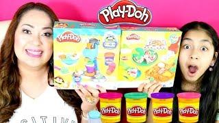 Tuesday Play Doh Sundae Station & Pizza Party |B2cutecupcakes