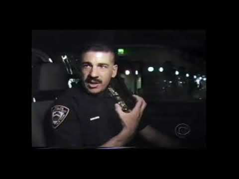 NYPD Ride Along - 4am Late Show (5/2004)