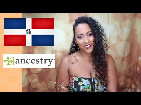 Ancestry DNA Results | Dominican 🇩🇴