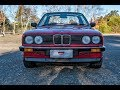 1986 BMW BAUr 320i - (VIDEO) - Waimak Classic Cars - New Zealand