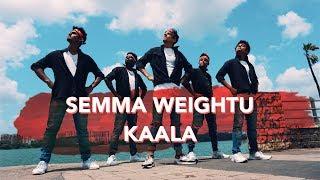 Semma Weightu - Kaala || Himanshu Dulani Dance Choreography