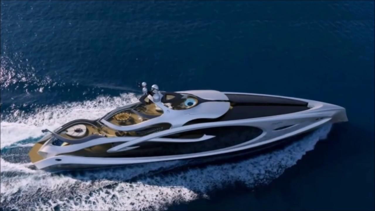 Teuerste luxusyacht der welt  Die 10 teuersten Super Yachten der Welt - YouTube