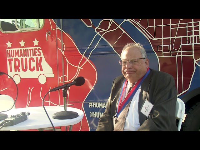 Humanities Truck | Class of 1968 | Randall Tenor