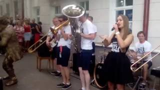 Jazz City Band В Витебске Славянка 2016 Часть 3