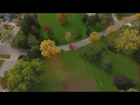 Klode Park, Whitefish Bay, WI  - October 19, 2016