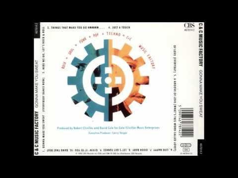 C + C Music Factory  - ? ( Untitled Secret Track)  / 1990