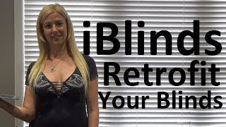 iBlinds Automated blinds for your Smart Home