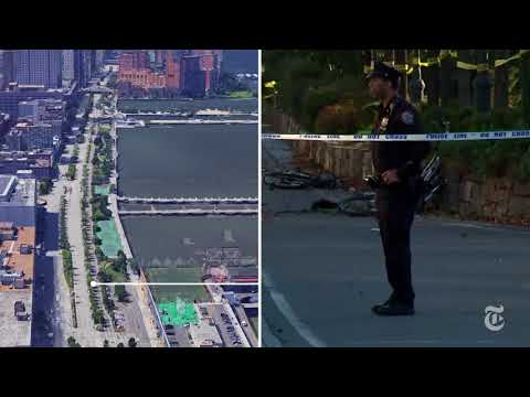 How the Manhattan Vehicle Attack Unfolded
