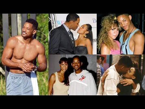 Girls Will Smith Has Dated!