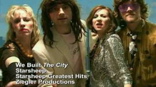 Starsheep - We Built The City - Parody of We Built This City by Starship