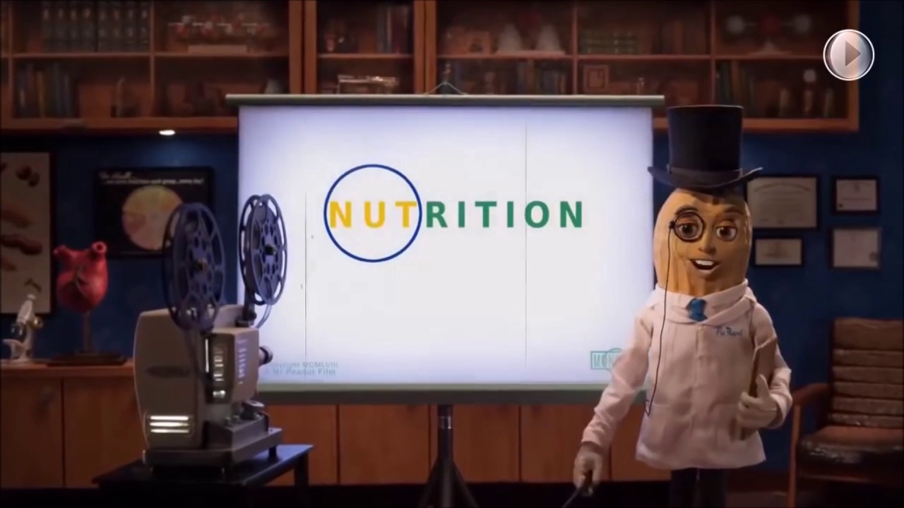 You can t spell nutrition without nut
